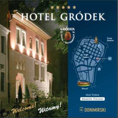 Hotel Gródek - Album
