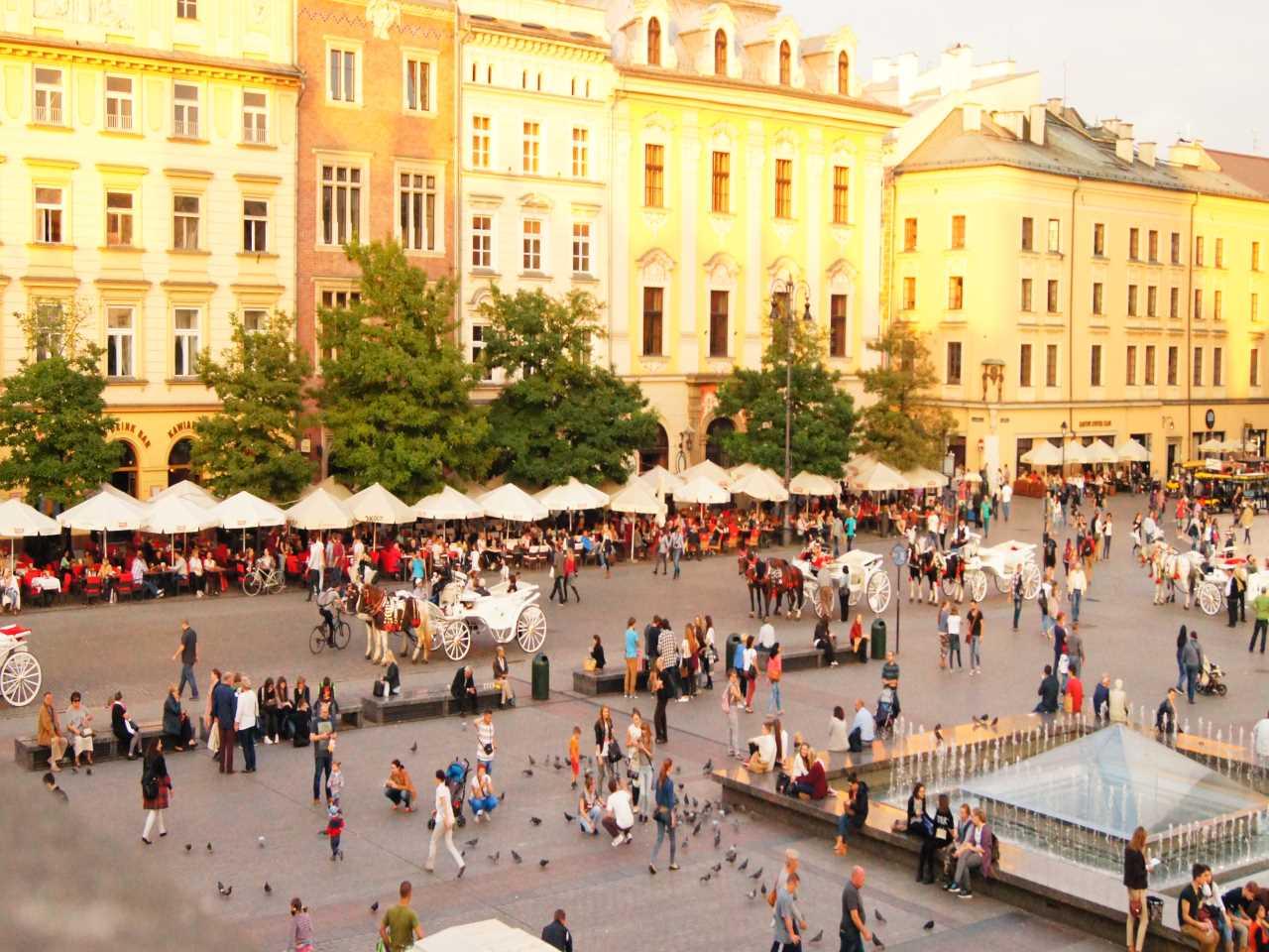 Hotel Kościuszko - Atrakcje - Rynek Główny