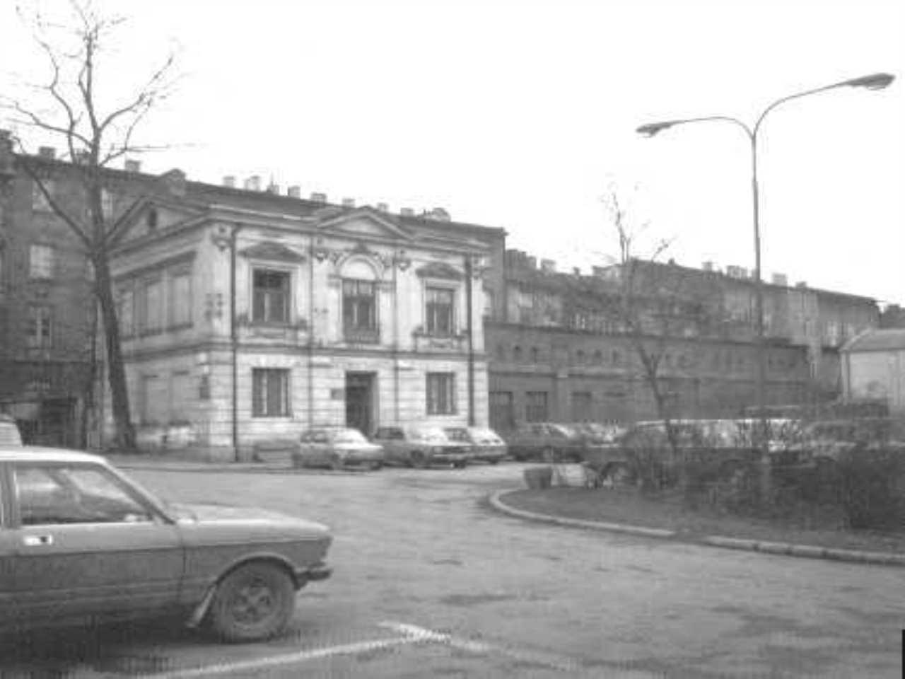Dom Pugetów - Historia