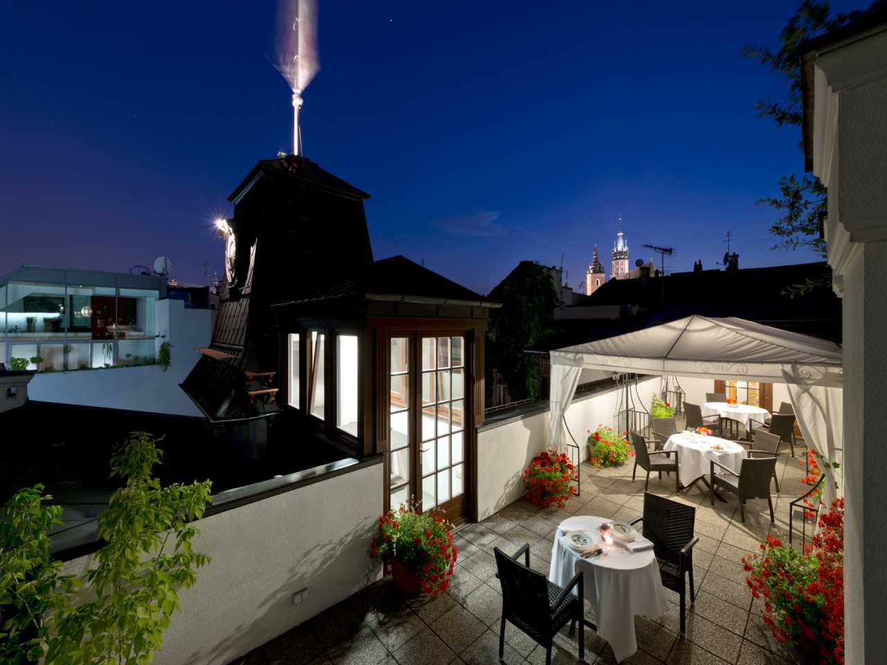 Hotel Gródek - Restauracja - Restauracja Gródek