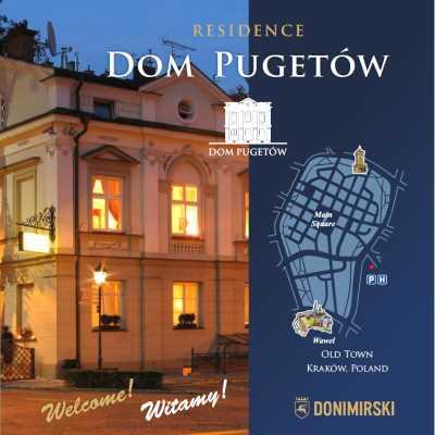 Dom Pugetów - Album