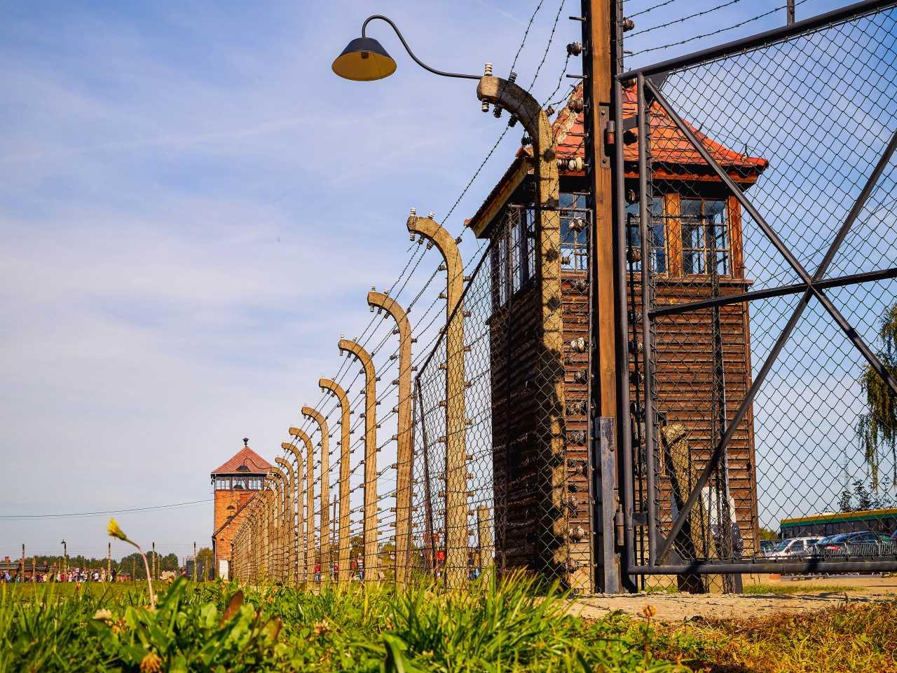 Hotel Gródek - Atrakcje - Auschwitz – Birkenau