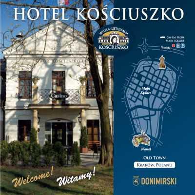 Hotel Kościuszko - Album