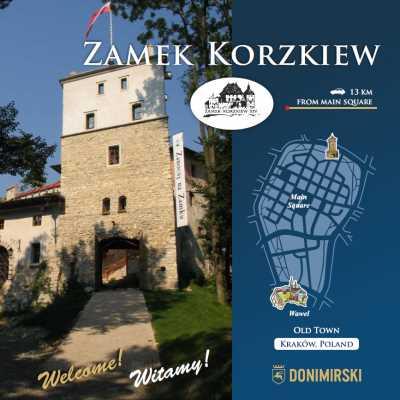Zamek Korzkiew - Album