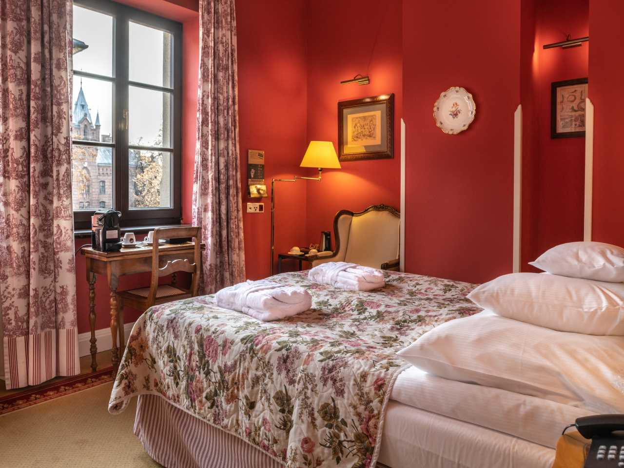 Hotel Gródek - Pokoje - Apartament